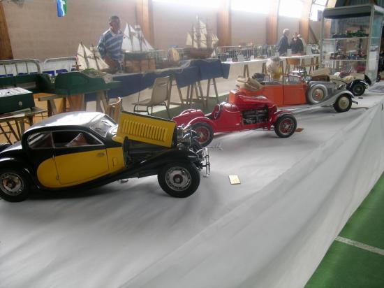 Plusieurs sorte de voitures