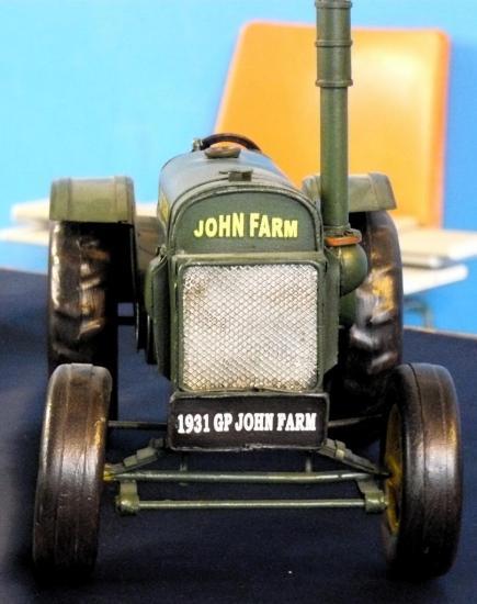 Tracteur John Farm