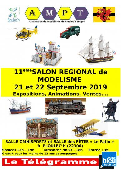 Calendrier Expo Maquette 2019.Association De Modelisme De Ploulec H